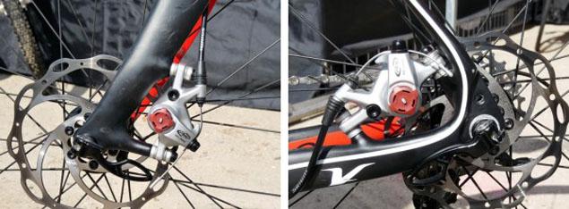 Шоссейный велосипед с дисковыми тормозами Volagi Liscio Volagi-Liscio-Disc-Brake-Road-Bike-7