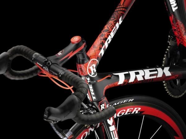 Велосипед, раскрашенный вручную 2011_Tei