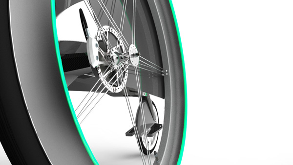 Велосипед для инвалидов Wisb_02
