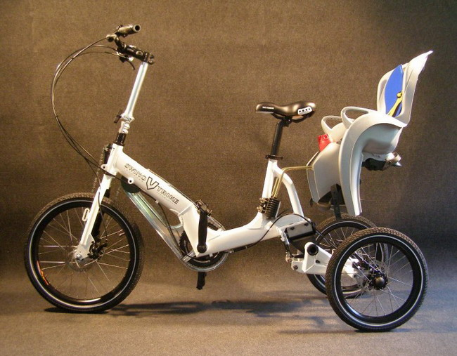 Swingtrike. Трехколесный велосипед для взрослых  Swingtrike-4