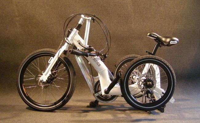 Swingtrike. Трехколесный велосипед для взрослых  Swingtrike-5