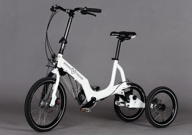 Трехколесный велосипед для